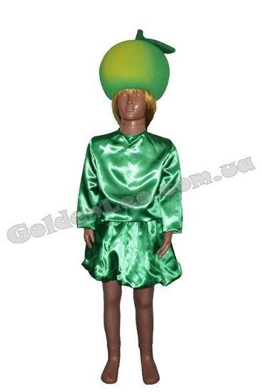 Детский костюм Яблоко напрокат