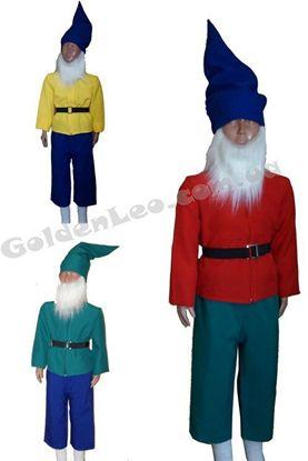 Детский костюм Гнома прокат
