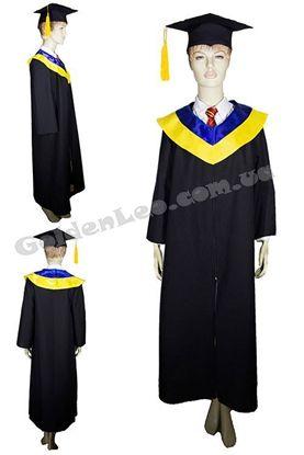 мантия и шапка выпускника