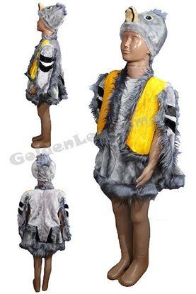 Карнавальний костюм синички зріст 104,110