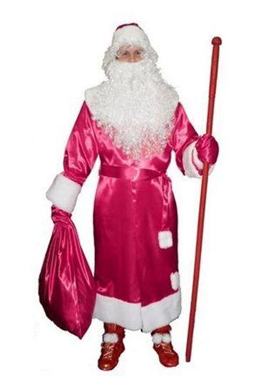 прокат костюма Деда Мороза
