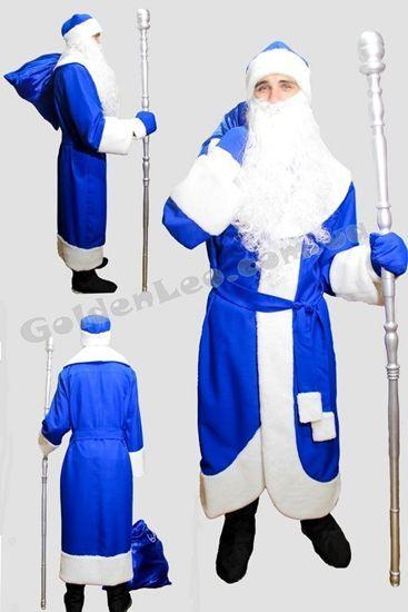 Зображення Аренда костюма Деда Мороза недорого