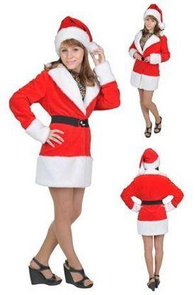 костюм Санта Класуса