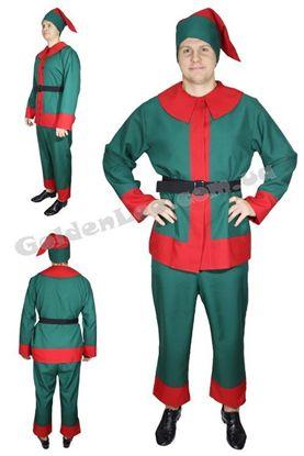 Изображение Прокат костюма Эльфа для взрослых