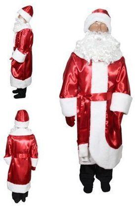 Дитячий костюм Діда Мороза 3 - 4 роки