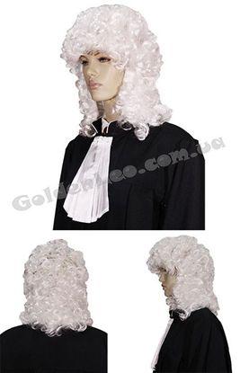 парик судьи, парик букли
