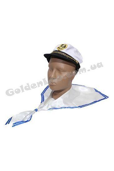 шапка моряка, морський комір