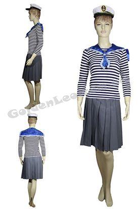 костюм морячки