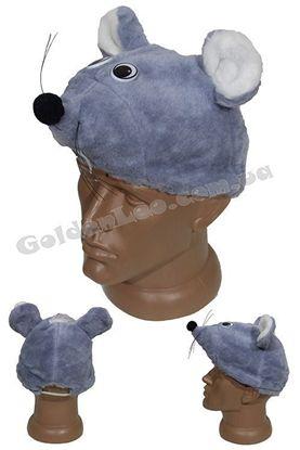 карнавальная маска крыса