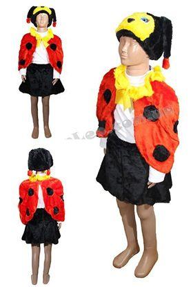костюм Божої корівки