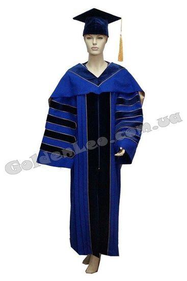 академическая мантия профессора