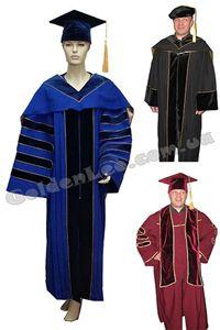 Зображення для категорії Мантії професора, костюм вченого