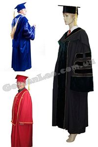 Изображение для категории Прокат мантии профессора, мантии преподавателя