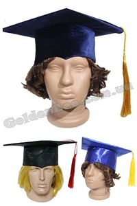 Зображення для категорії Академічні головні убори