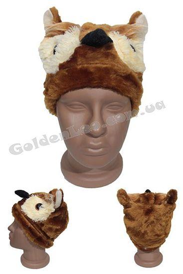 Карнавальная маска Совы