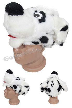 Карнавальна шапка собаки
