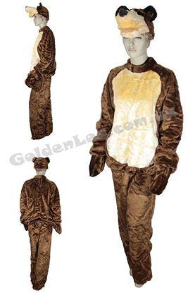 костюм ведмідь