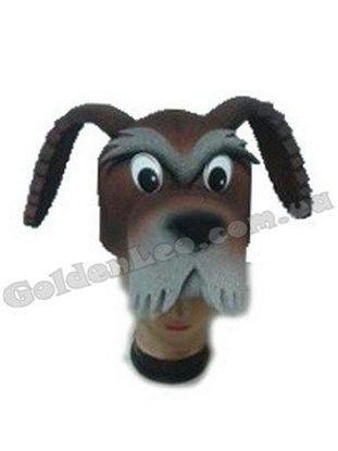 шапка собаки