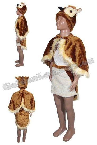 костюм сова