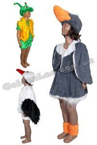 Изображение для категории Прокат карнавальных костюмов птиц и жуков