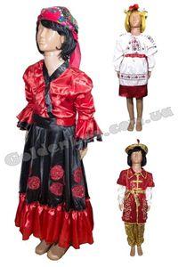 Изображение для категории Национальные костюмы для детей