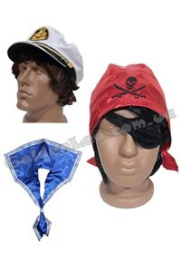 Зображення для категорії Піратські та моряцькі аксесуари