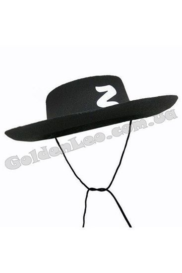 Шляпа Зорро купить