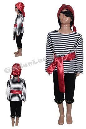 костюм разбойник пират