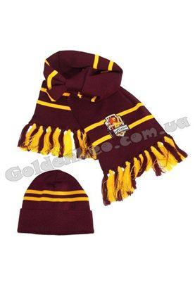 Шапка и шарф Гарри Поттера купить