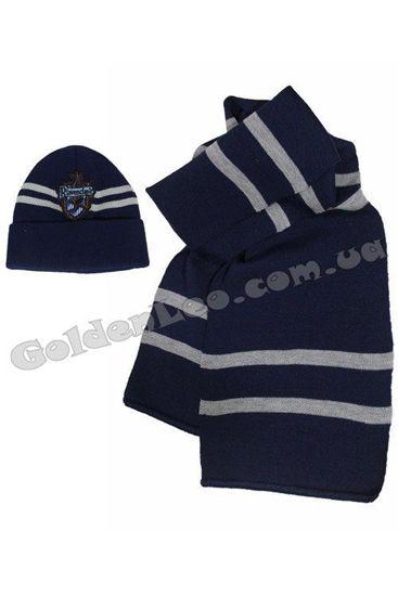 Набор шапка и шарф Когтевран