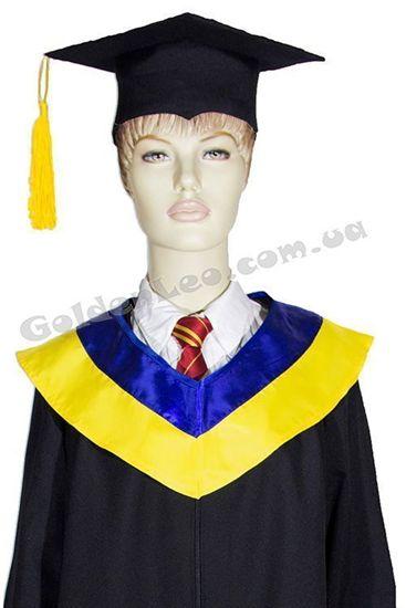 шапка конфедератка  випускника