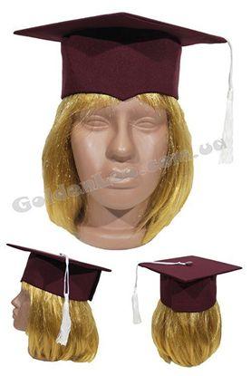 шапка выпускника купить