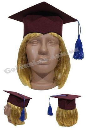 шапка ученого для ребенка