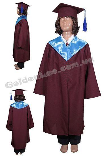 мантия выпускника детский