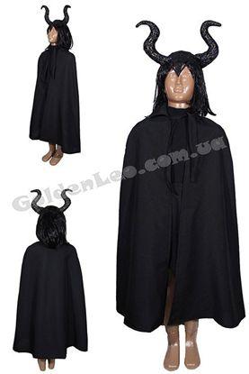 Малефисента костюм для девочки