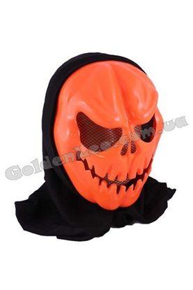 маска Тыквы на Хэллоуин