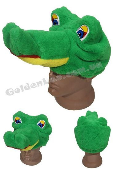 маска крокодил