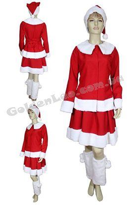 костюм Санта