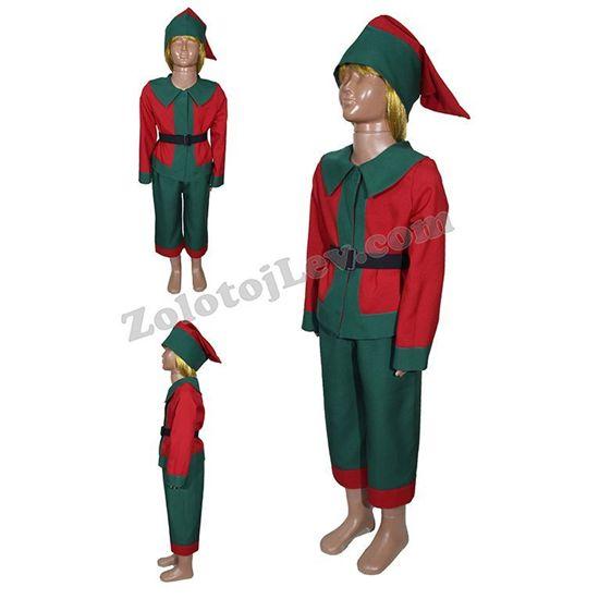 детский костюм эльф