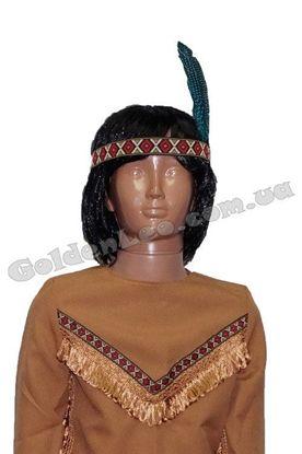 повязка индейца