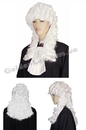 перука судді