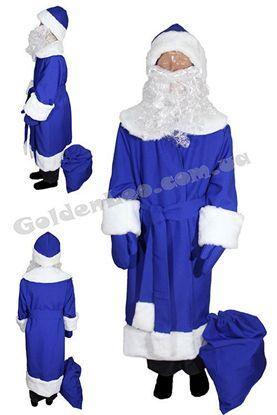 костюм Діда Мороза для хлопчика