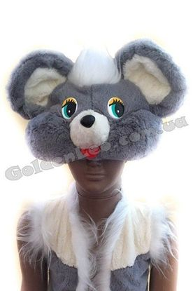 маска мишка