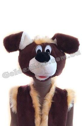маска собака