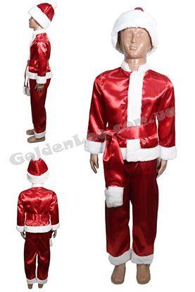 костюм Новий Рік, Санта Клаус