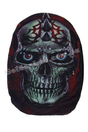 маска на Хеллоуин Череп
