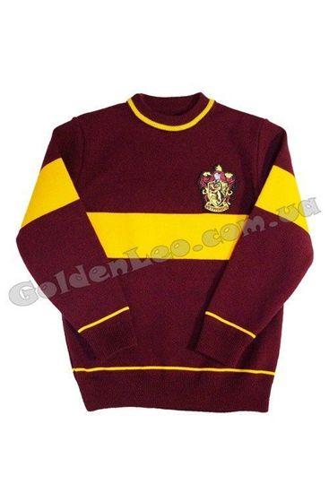 свитер Гриффиндор для взрослого