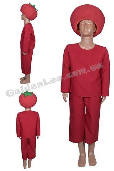 костюм помидор