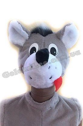 маска вовк
