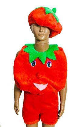 костюм помідор